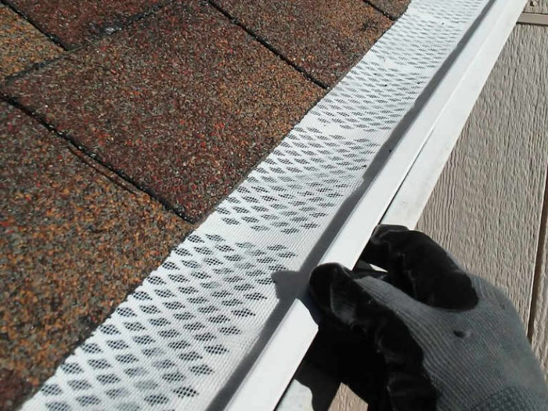 Choosing the best gutter guards for your home 2019